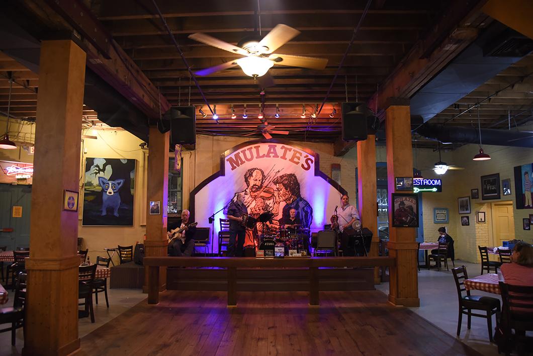 Où manger de la nourriture cajun à la Nouvelle Orléans ? Mulate