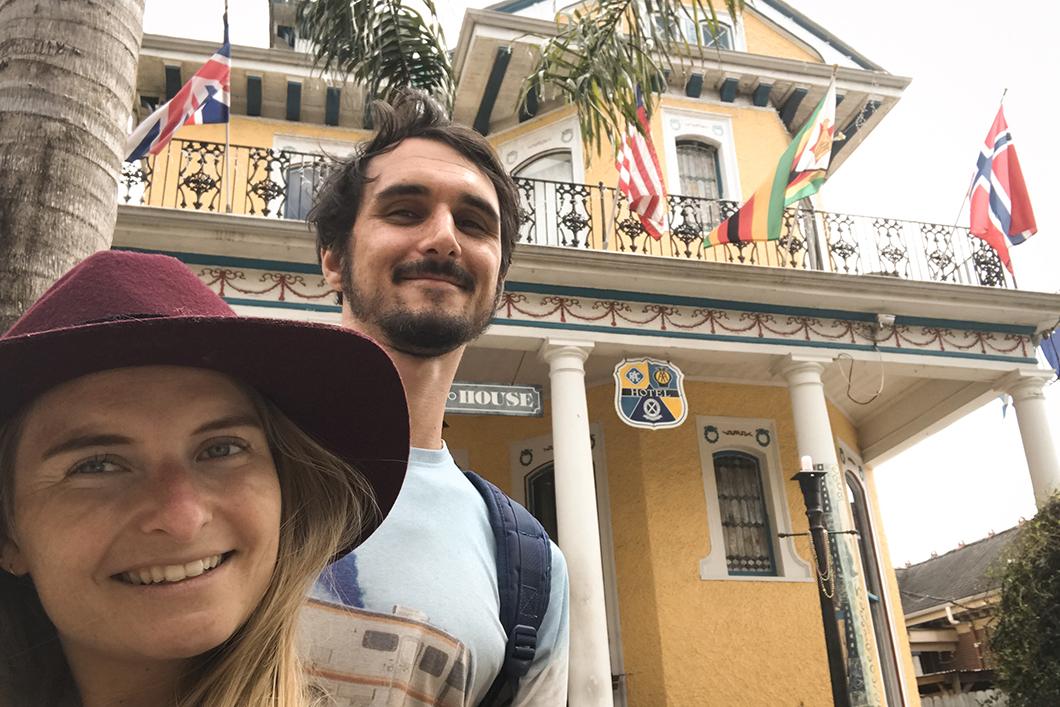 India House Hostel, Meilleure auberge de jeunesse à la Nouvelle Orléans