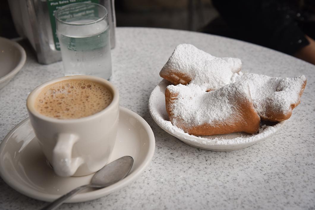 les beignets de la Nouvelle Orléans