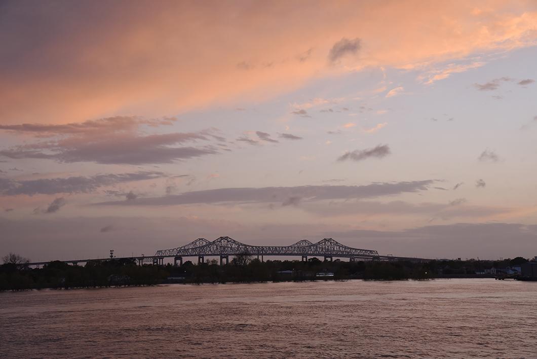 Natchez, le mythique bateau à vapeur à la Nouvelle Orléans