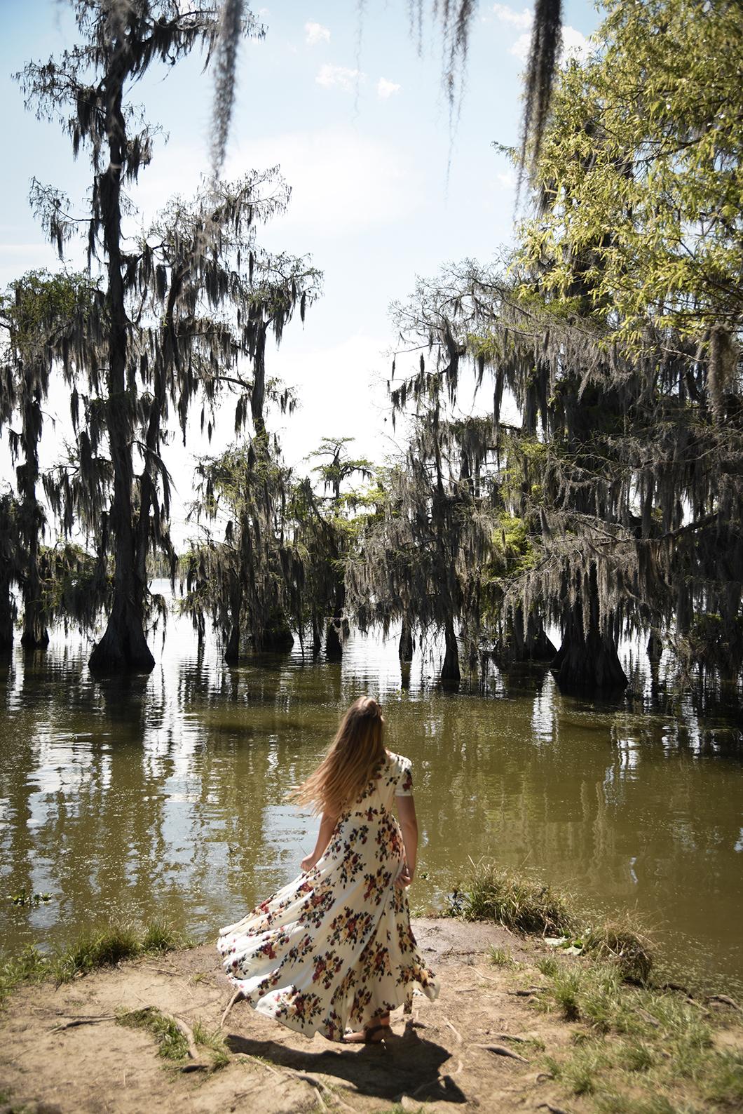 Visiter les bayous de Louisiane