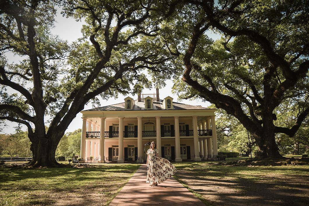 Visiter les plantations en Louisiane