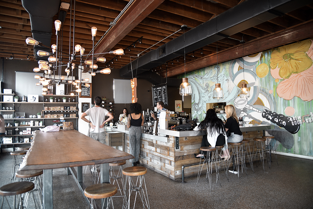 Buddy Brew Coffee - Bonne adresse à Tampa en Floride