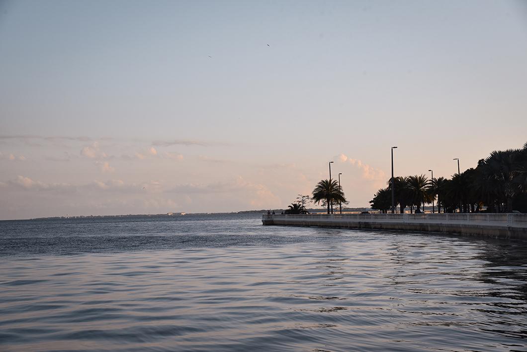 Tampa - Côte ouest de la Floride