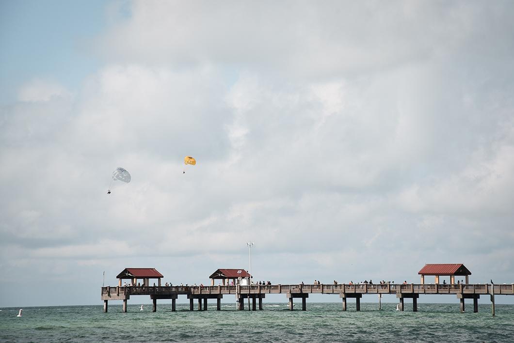 Découvrir Clearwater et sa plage