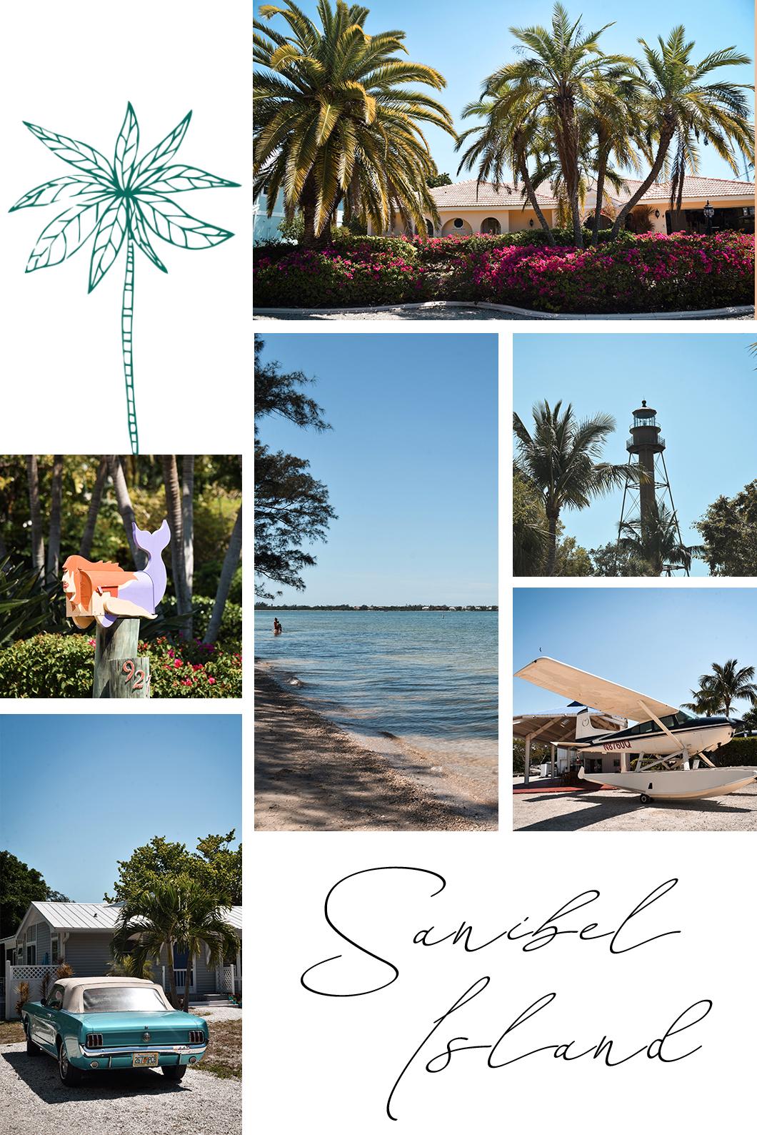 Sanibel Island en Floride