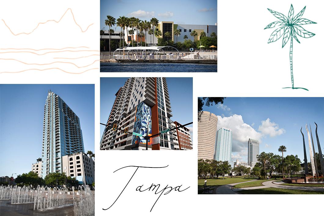 Visiter Tampa en Floride