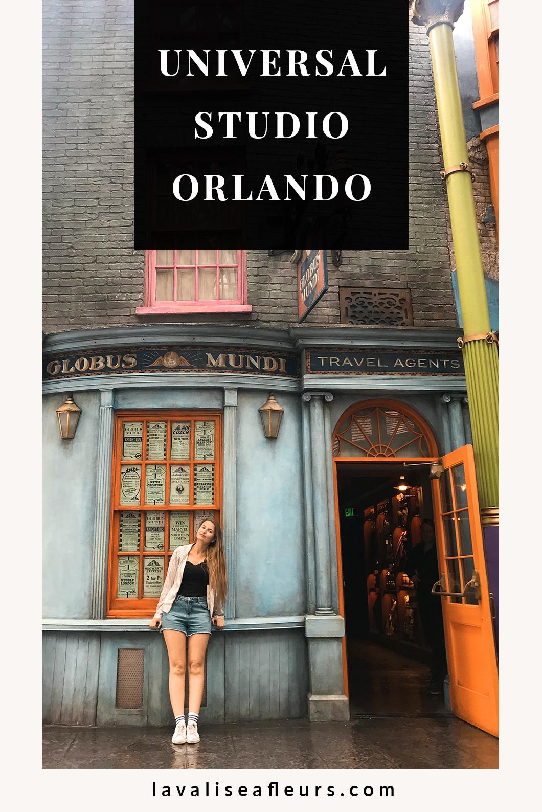 Une journée à Universal Studio Orlando