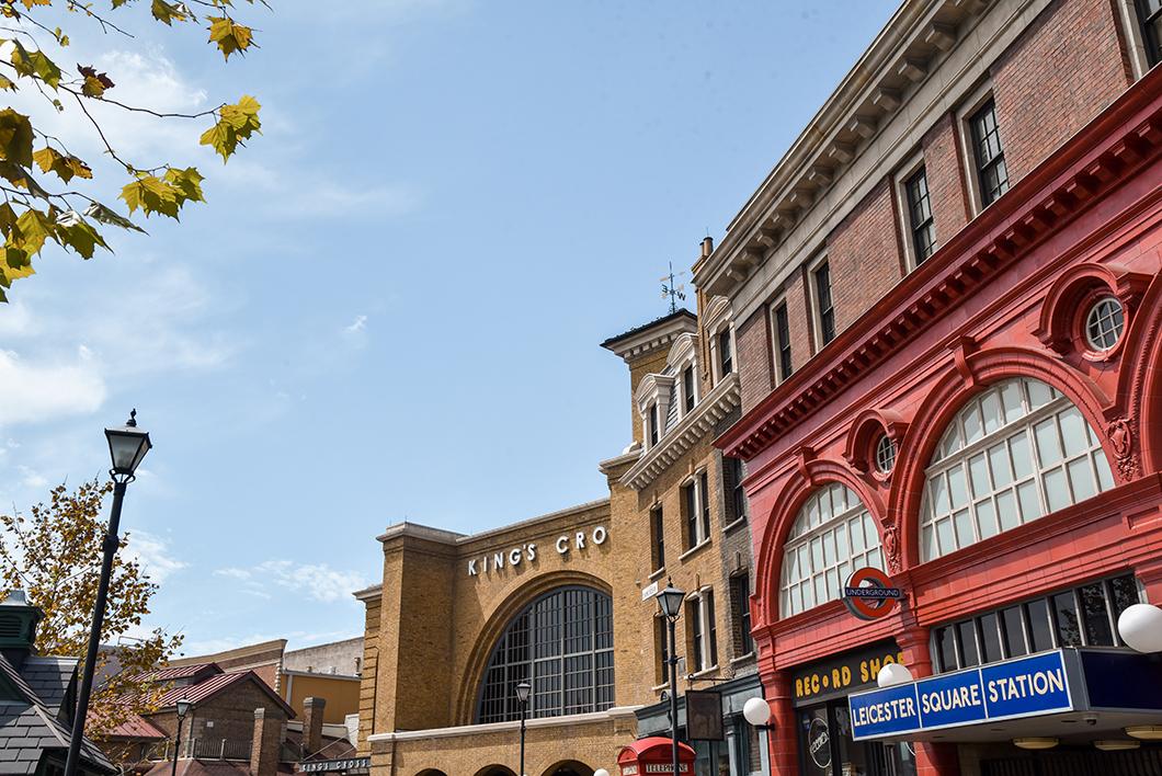 Gare de Saint Pancras, Universal Studios Orlando
