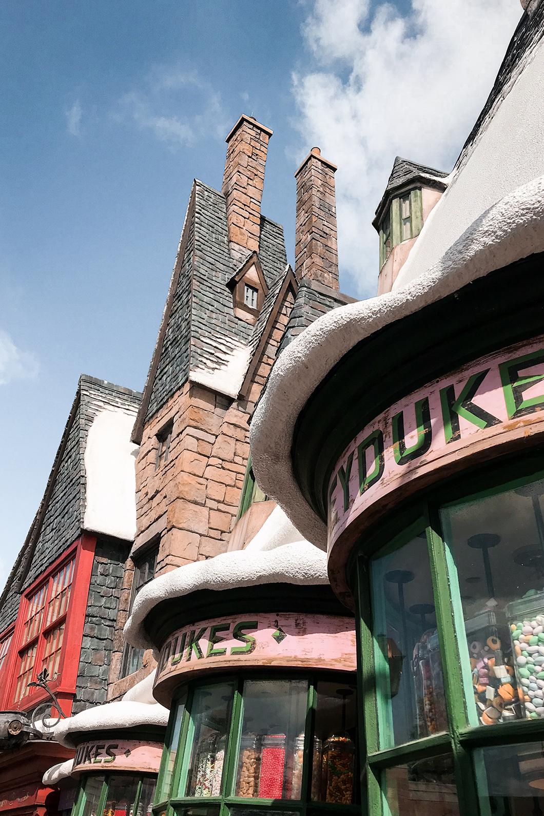 Le monde de Harry Potter à Universal Studios Orlando