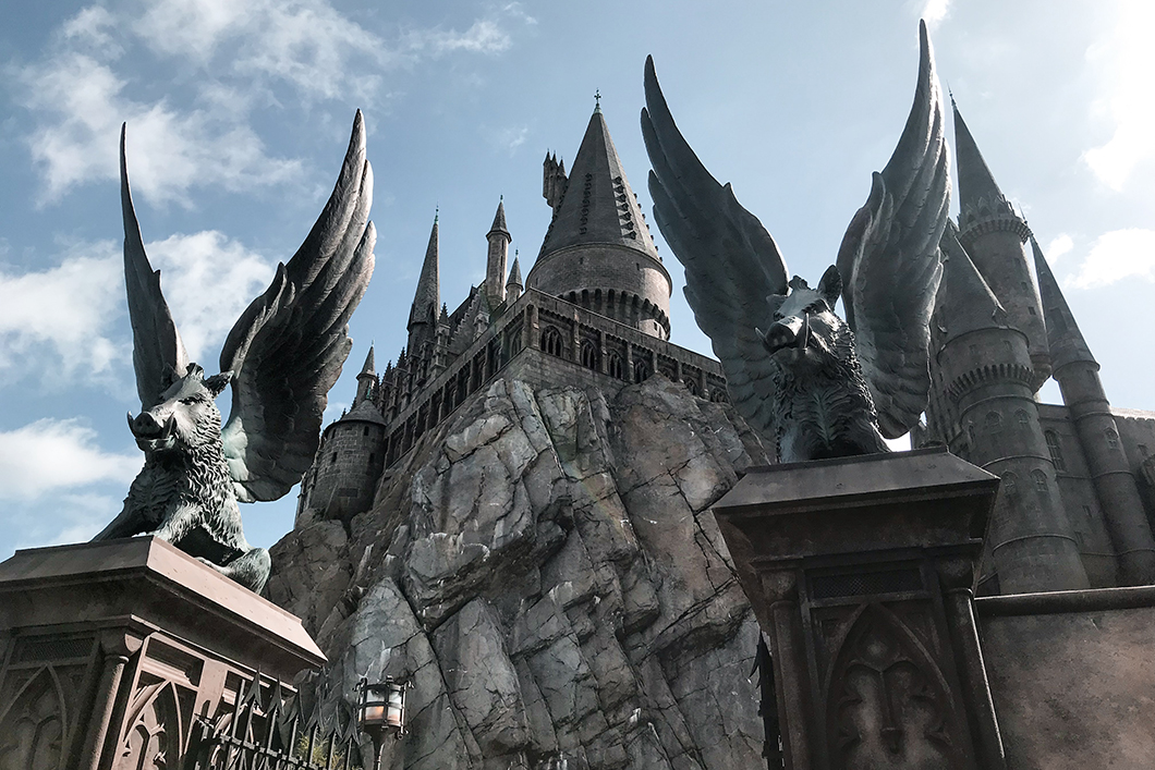 Poudlard à Universal Studios Orlando