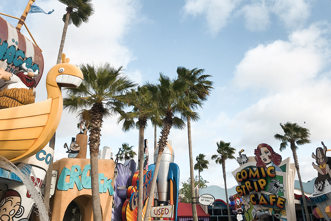 Attractions de Universal Studios Orlando