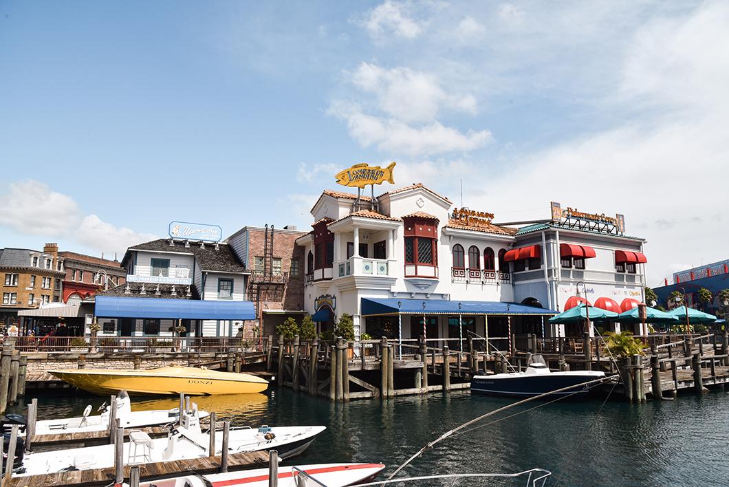 Une journée à Universal Studios Orlando pour visiter les 2 parcs