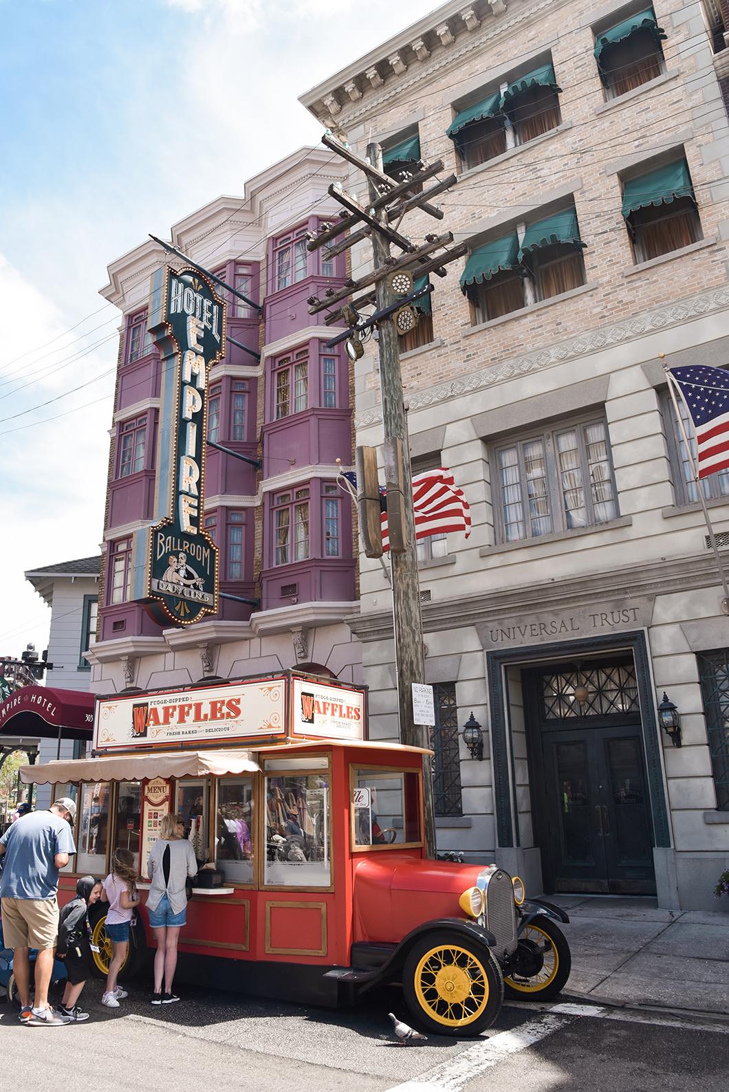 Visiter le parc de Universal Studios Orlando