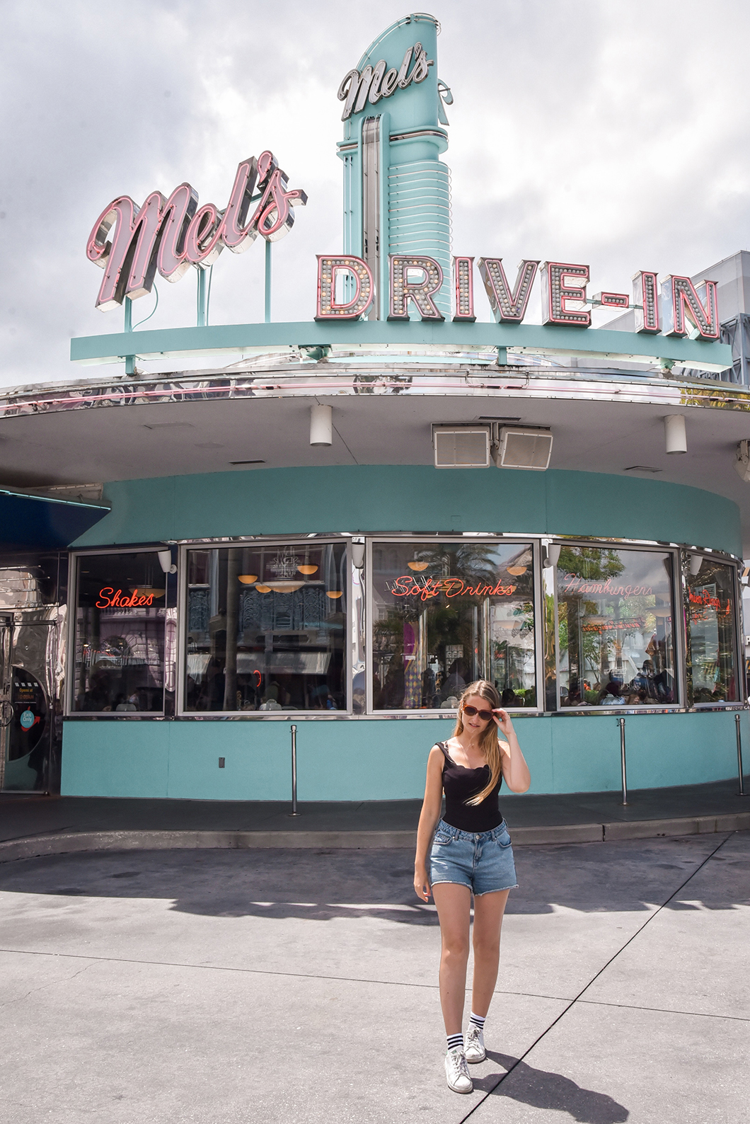 Mel's Diner, Universal Studios Orlando