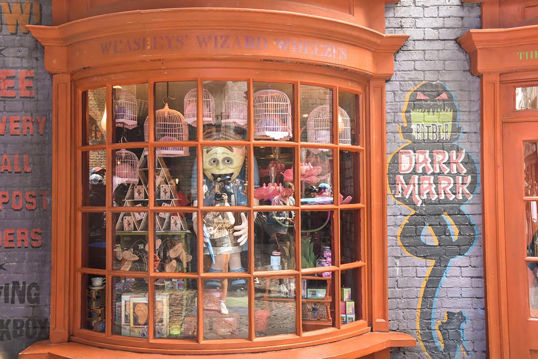 Plonger dans l'univers de Harry Potter à Universal Studios Orlando