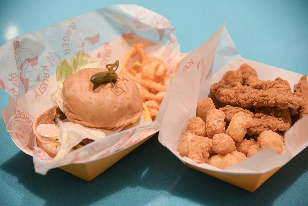 Où manger à Universal Studios Orlando ?