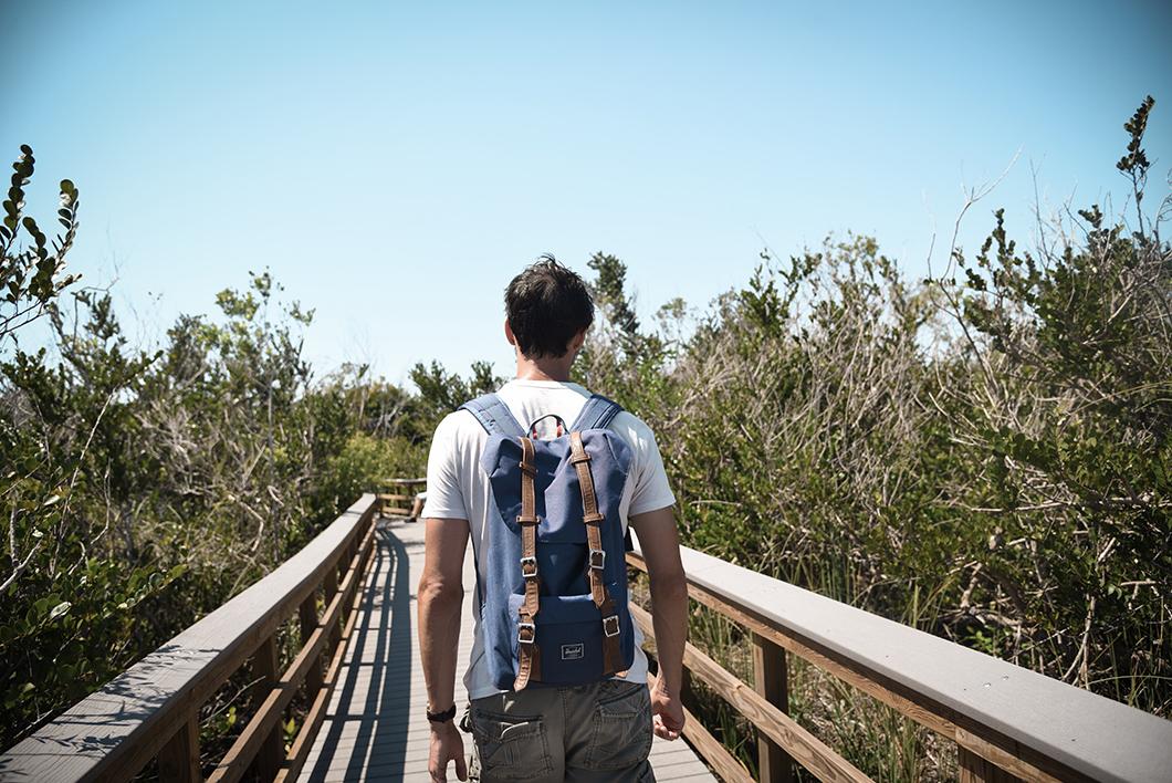 Randonnée à Shark Valley dans le parc des Everglades