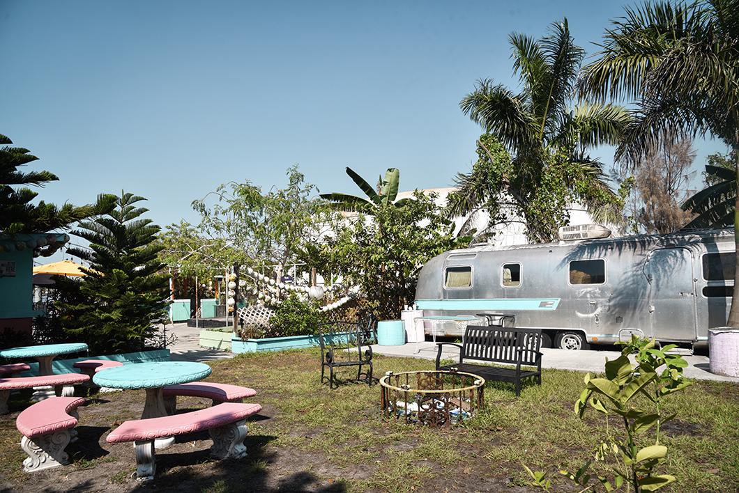 Camellia Street Grill à Everglades City