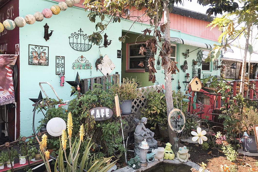 Camellia Street Grill, bonne adresse à Everglades City