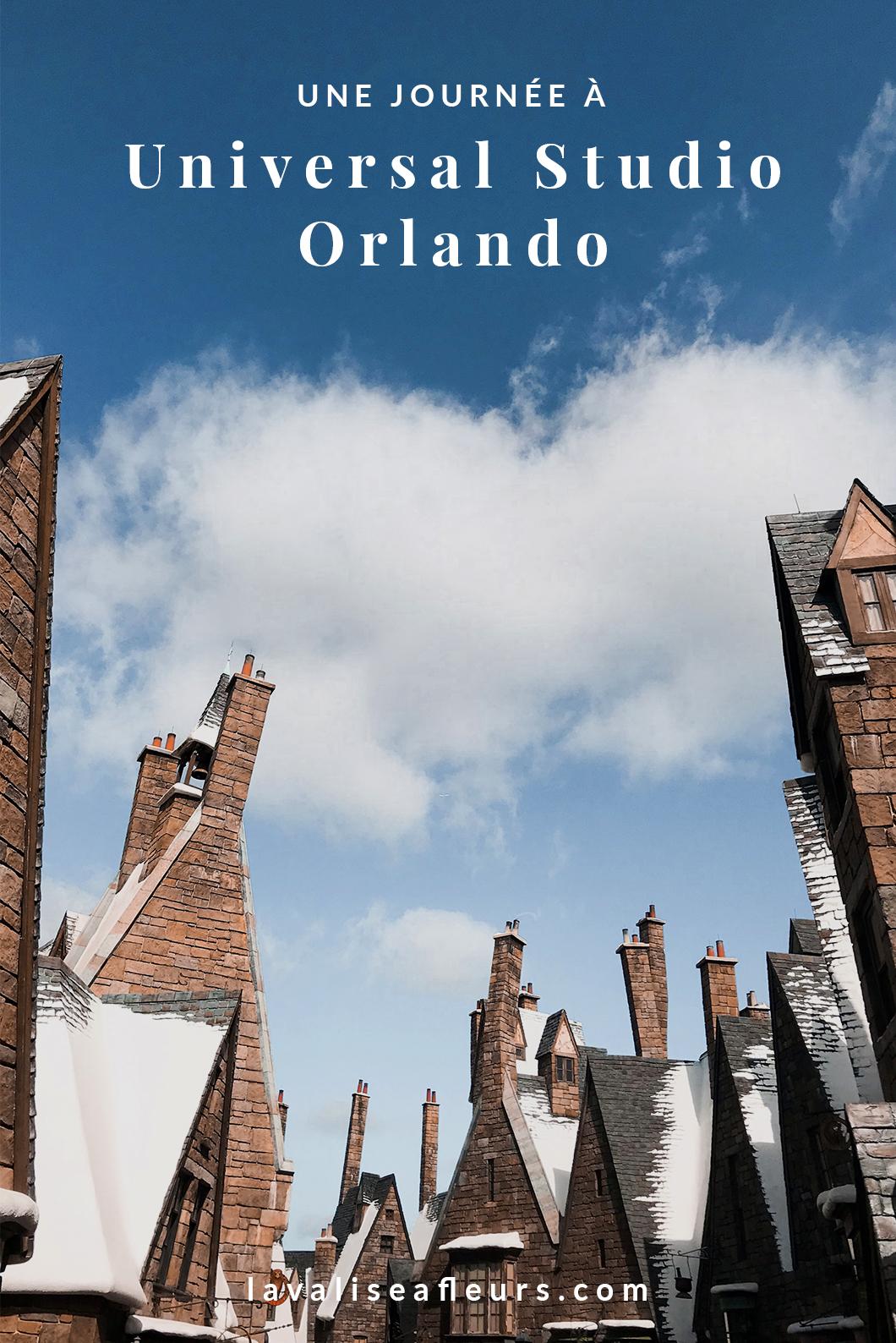 Universal Studio Orlando en un jour