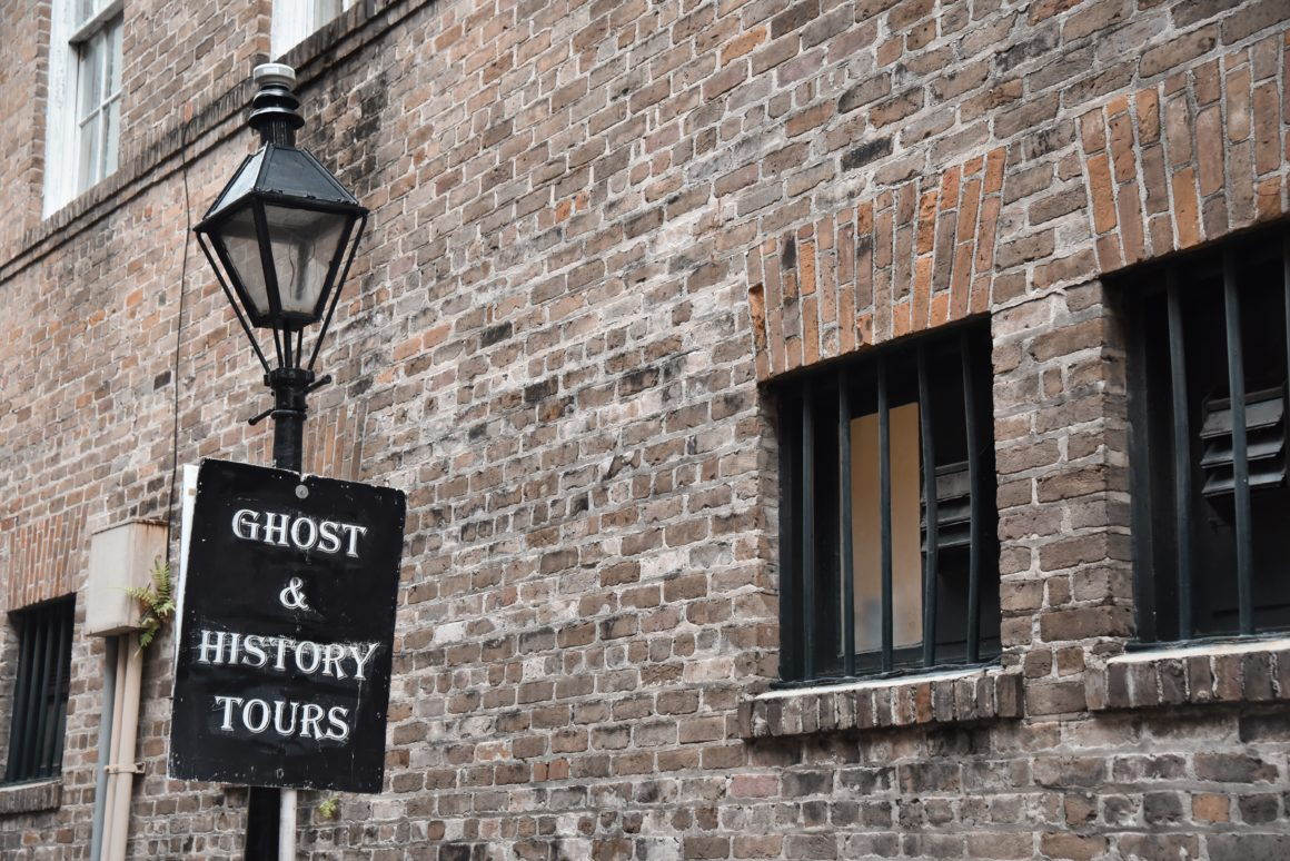 Ghost ans history tours New Orleans