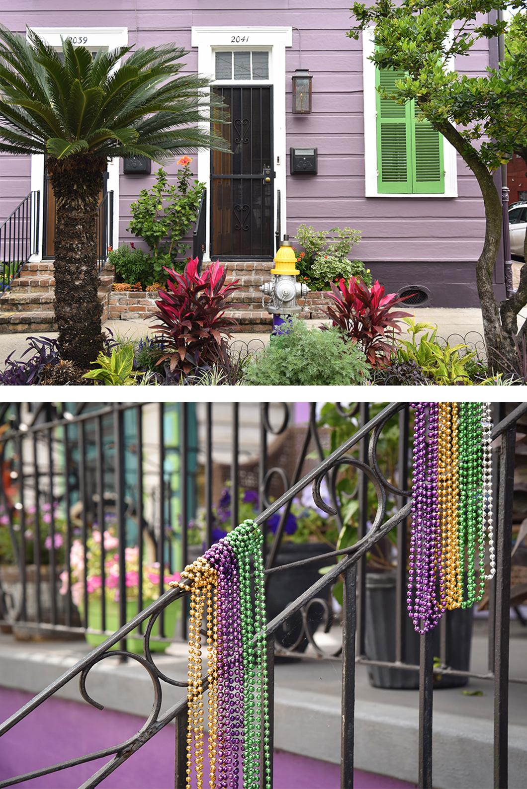 Faubourg Marigny, visite à la Nouvelle Orléans
