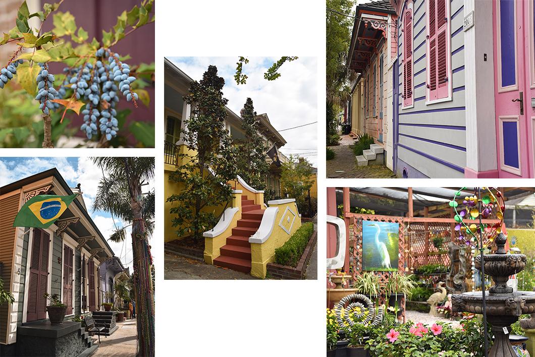 Faubourg Marigny, quartier bobo à la Nouvelle Orléans