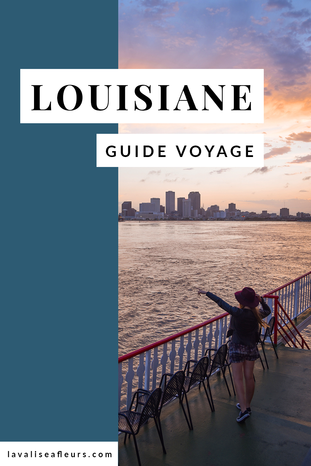 Guide Voyage en Louisiane