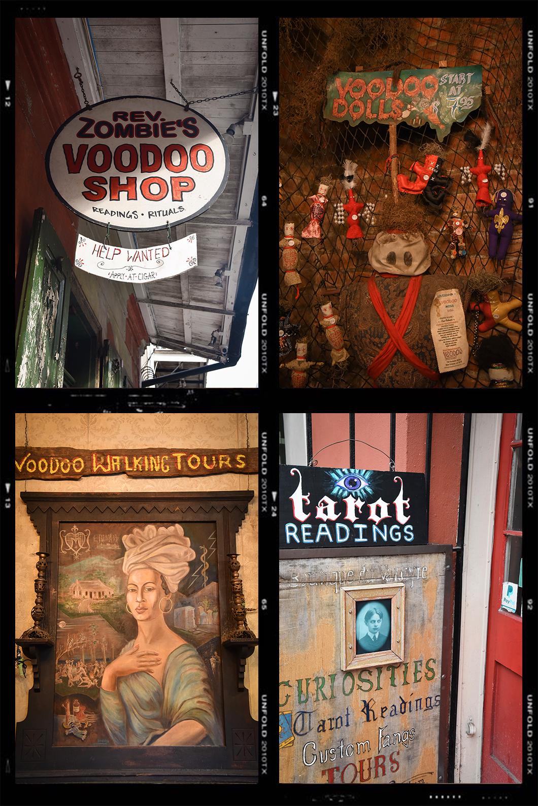 Visiter le Musée du vaudou à NOLA