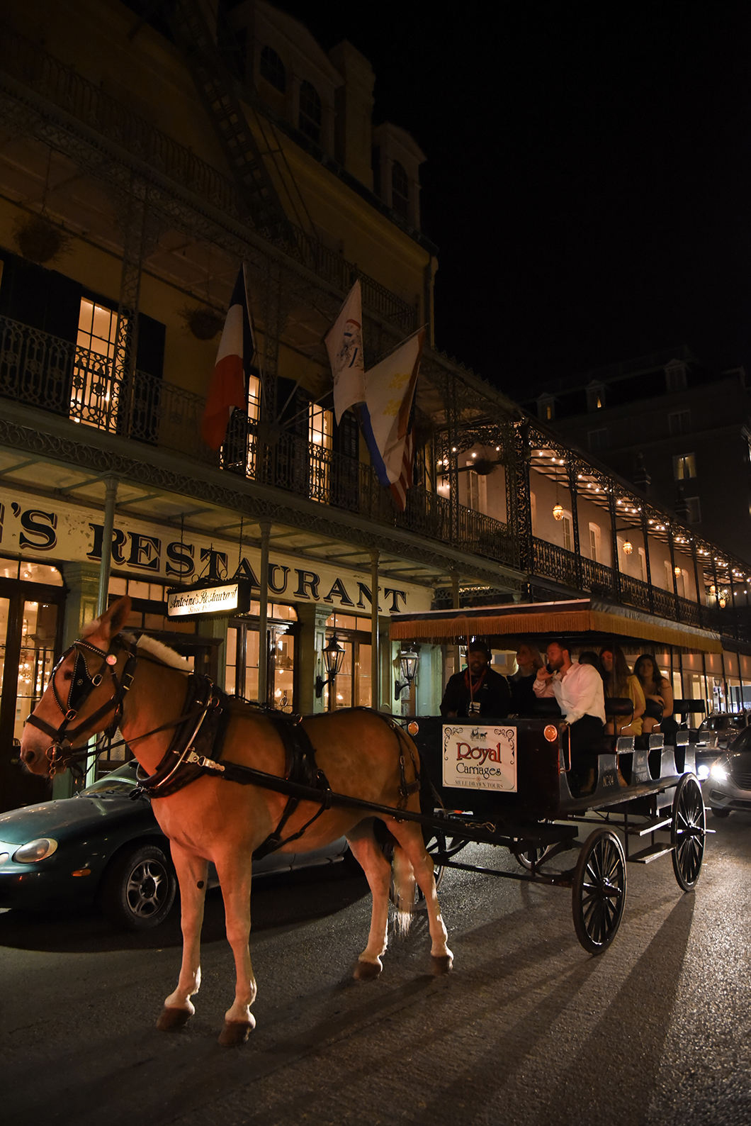 Sortir à Frenchmen street à la Nouvelle Orléans