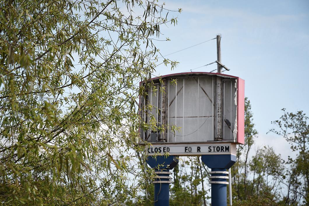 Visite insolite à la Nouvelle Orléans, le parc d'attraction abandonné de Six Flags New Orleans