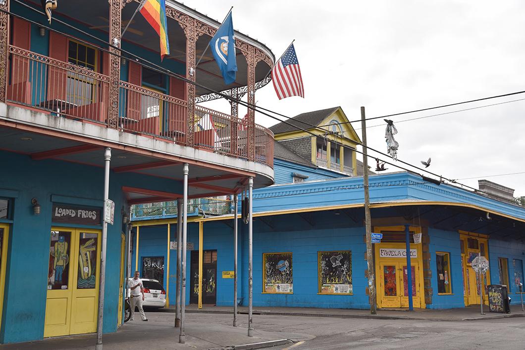 Que faire à la Nouvelle Orléans ? Faubourg Marigny