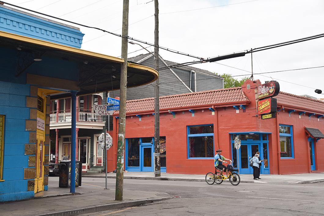 Faubourg Marigny, incontournable à la Nouvelle Orléans