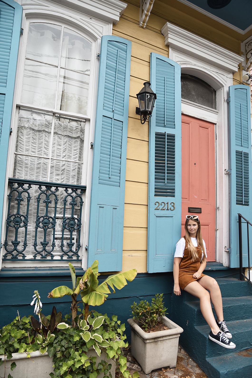 Visiter le Faubourg Marigny à la Nouvelle Orléans