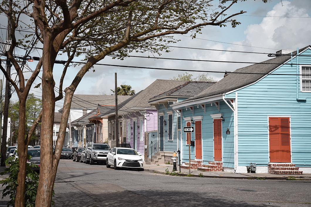 Découvrir le Faubourg Marigny à la Nouvelle Orléans
