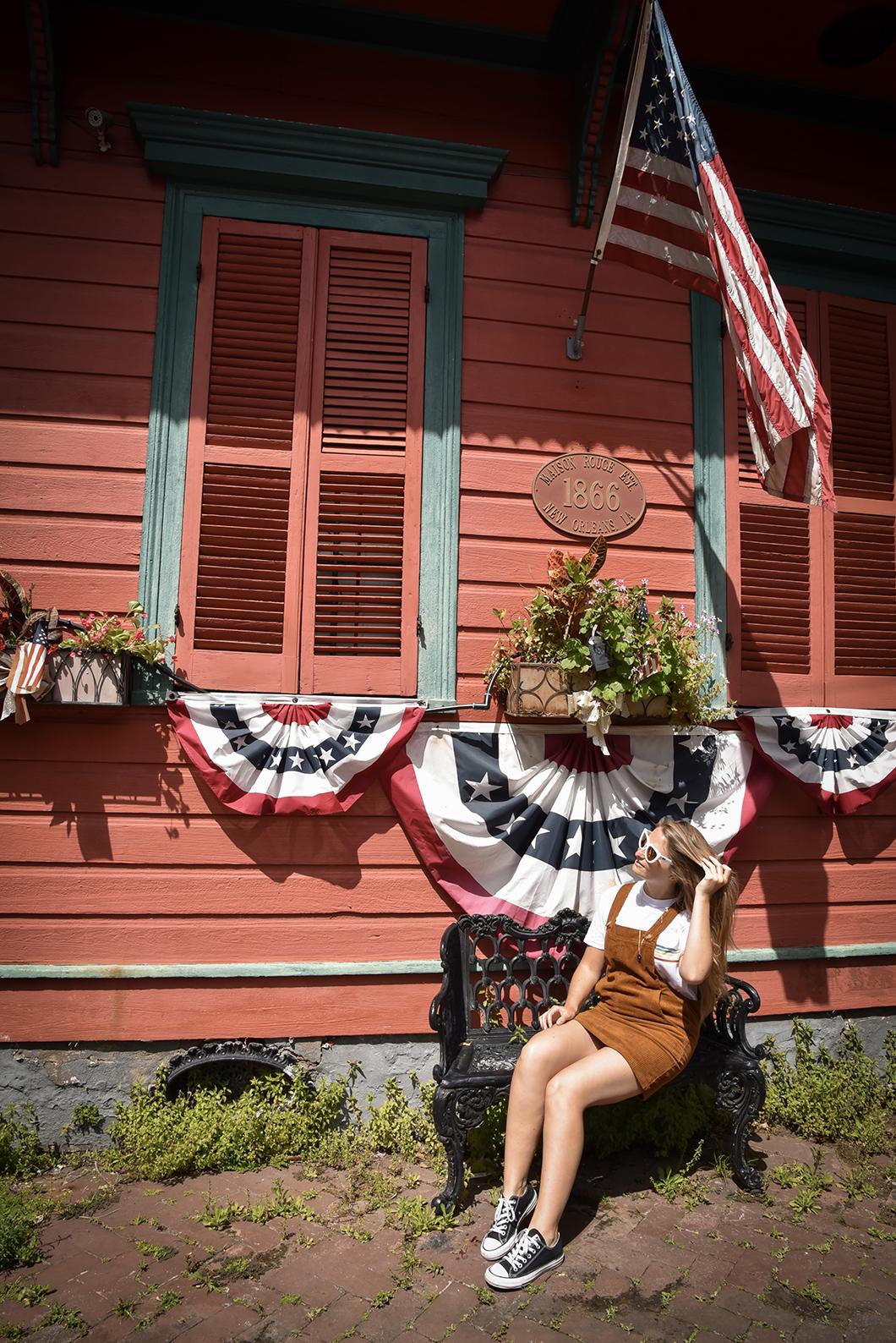 Faubourg Marigny, coup de coeur à la Nouvelle Orléans