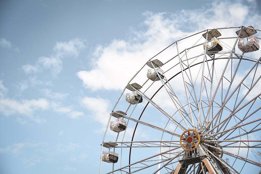 Lieu abandonné à la Nouvelle Orléans,Six Flags New Orleans