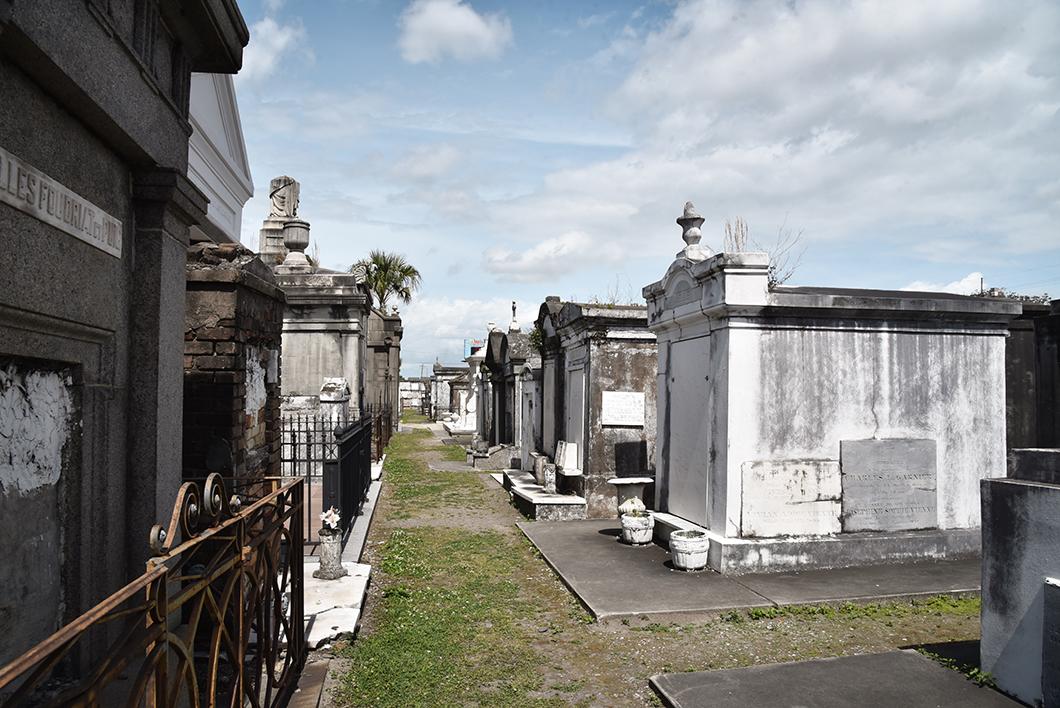 Que visiter à la Nouvelle Orléans ? Les Cimetières de NOLA