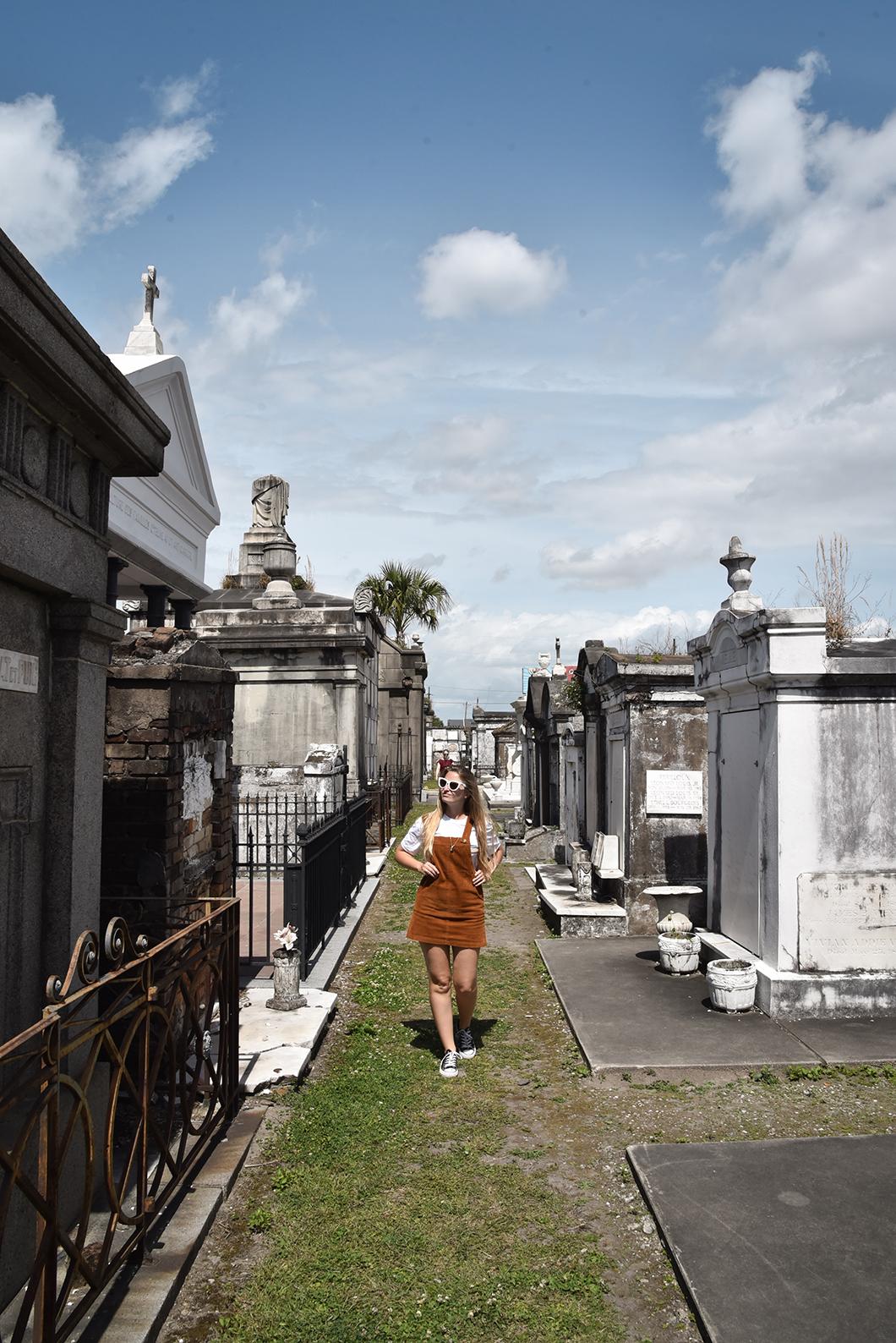 Cimetière Saint Louis à la Nouvelle Orléans