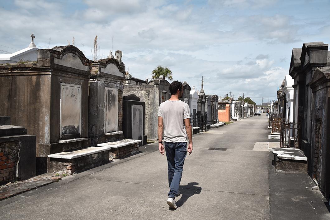 Visiter le Cimetière Saint Louis à la Nouvelle Orléans