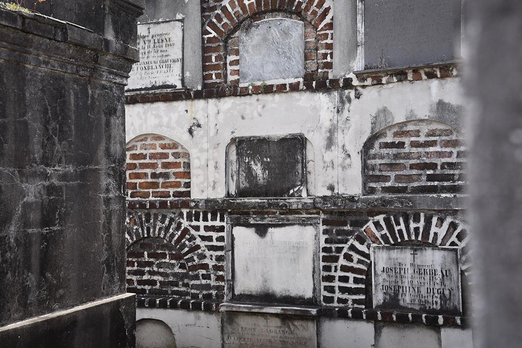 Visiter les Cimetières de la Nouvelle Orléans