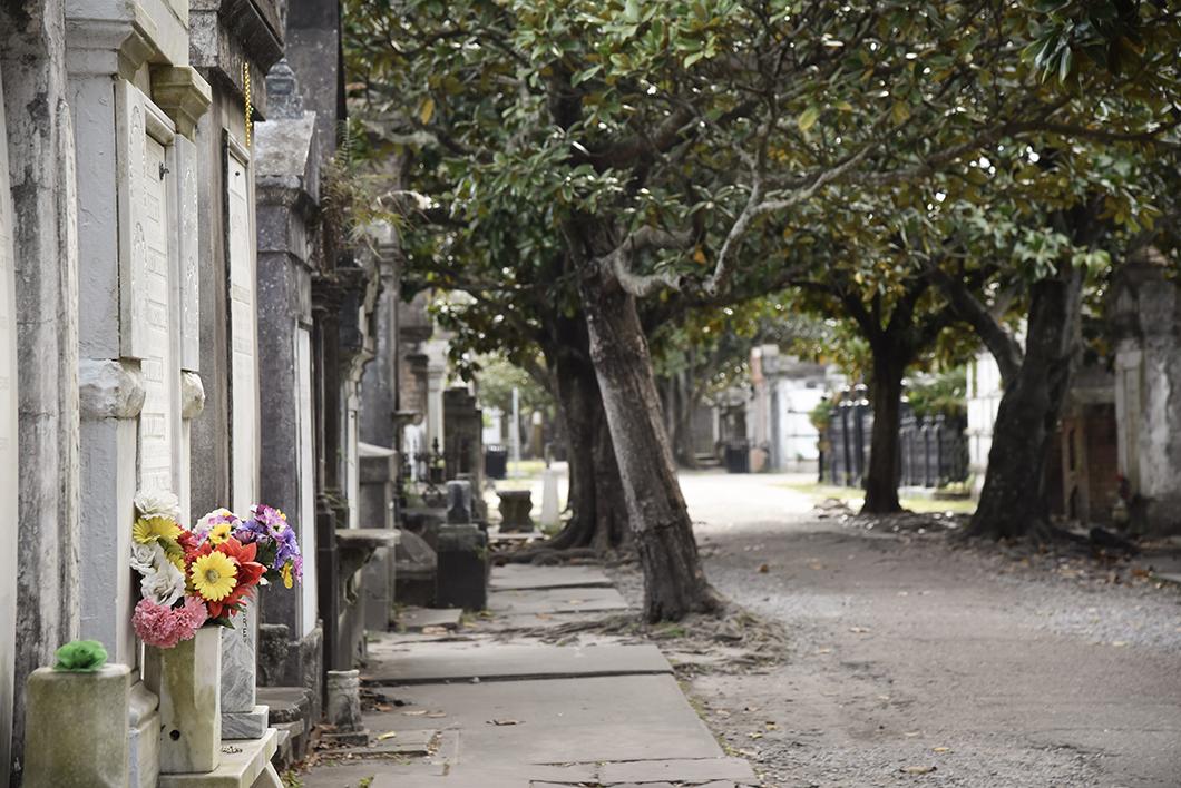 Les cimetières de la Nouvelle Orléans