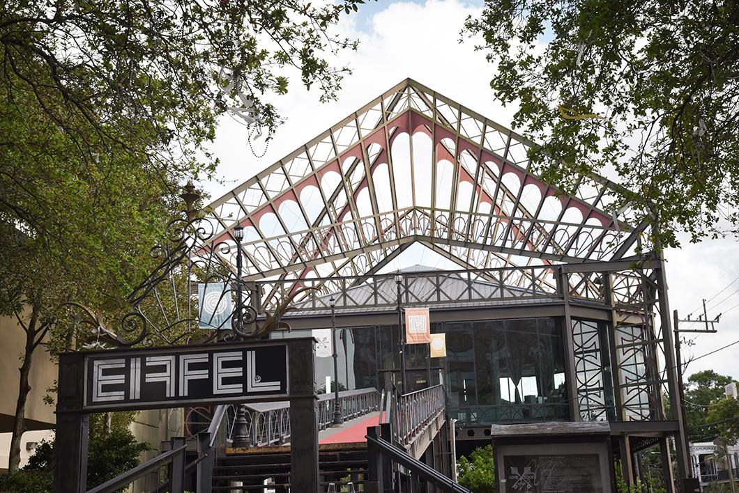 Eiffel, batiment dans le Garden District