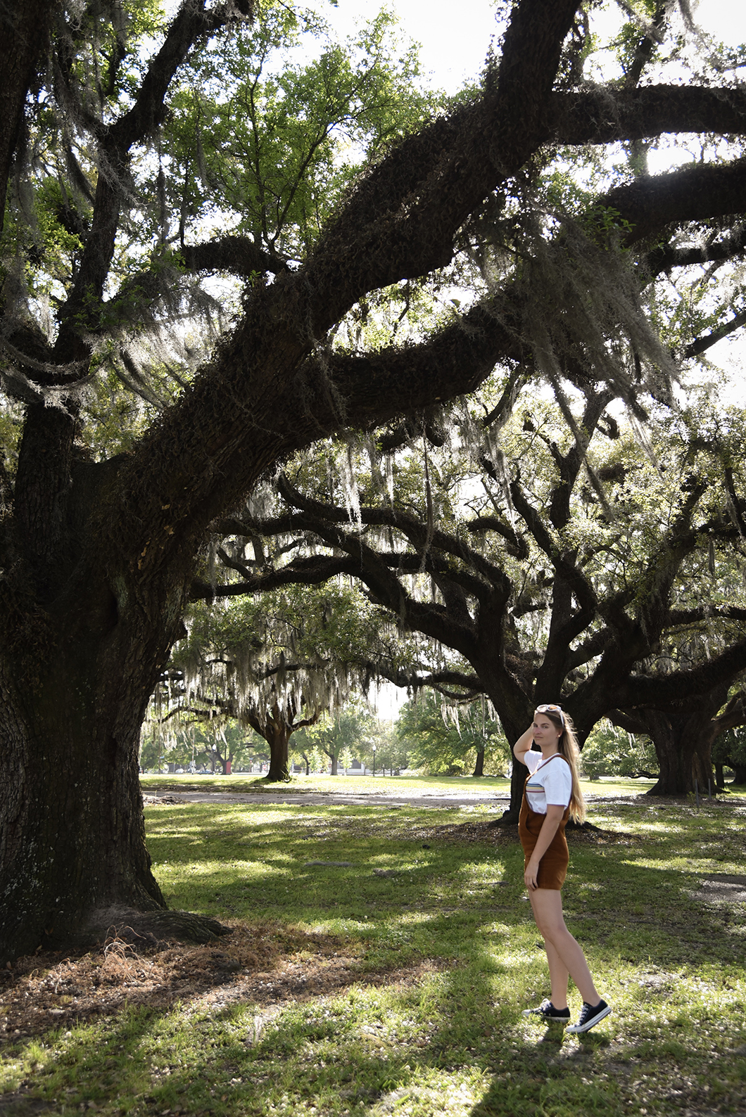 City Park, parc à la Nouvelle Orléans