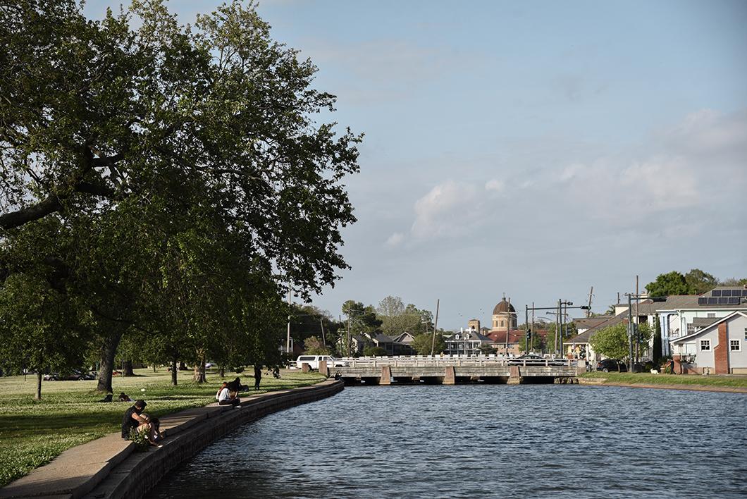 City Park, parc à NOLA