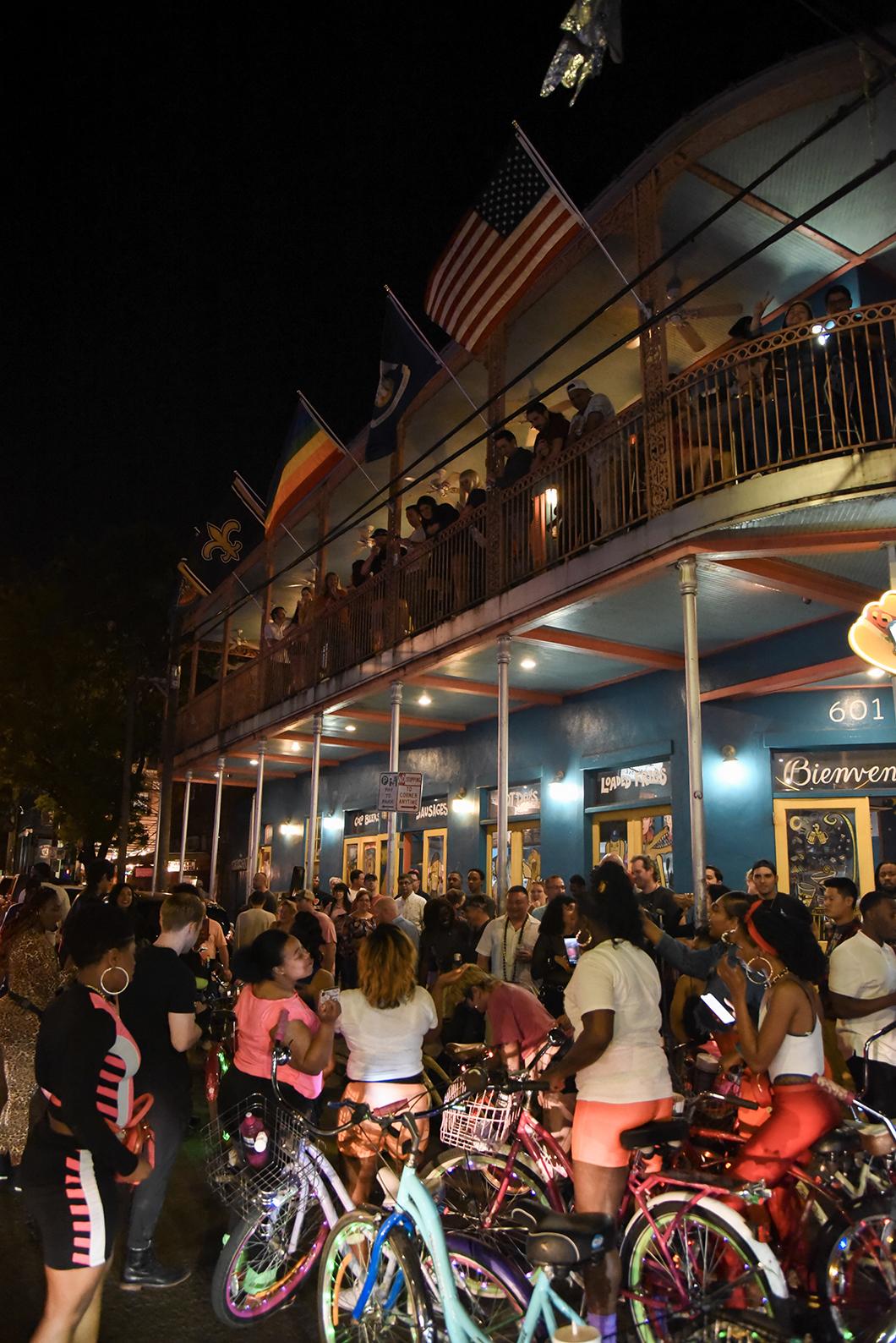 Om sortir à la Nouvelle Orléans ? Frenchmen street et le Vieux Carré