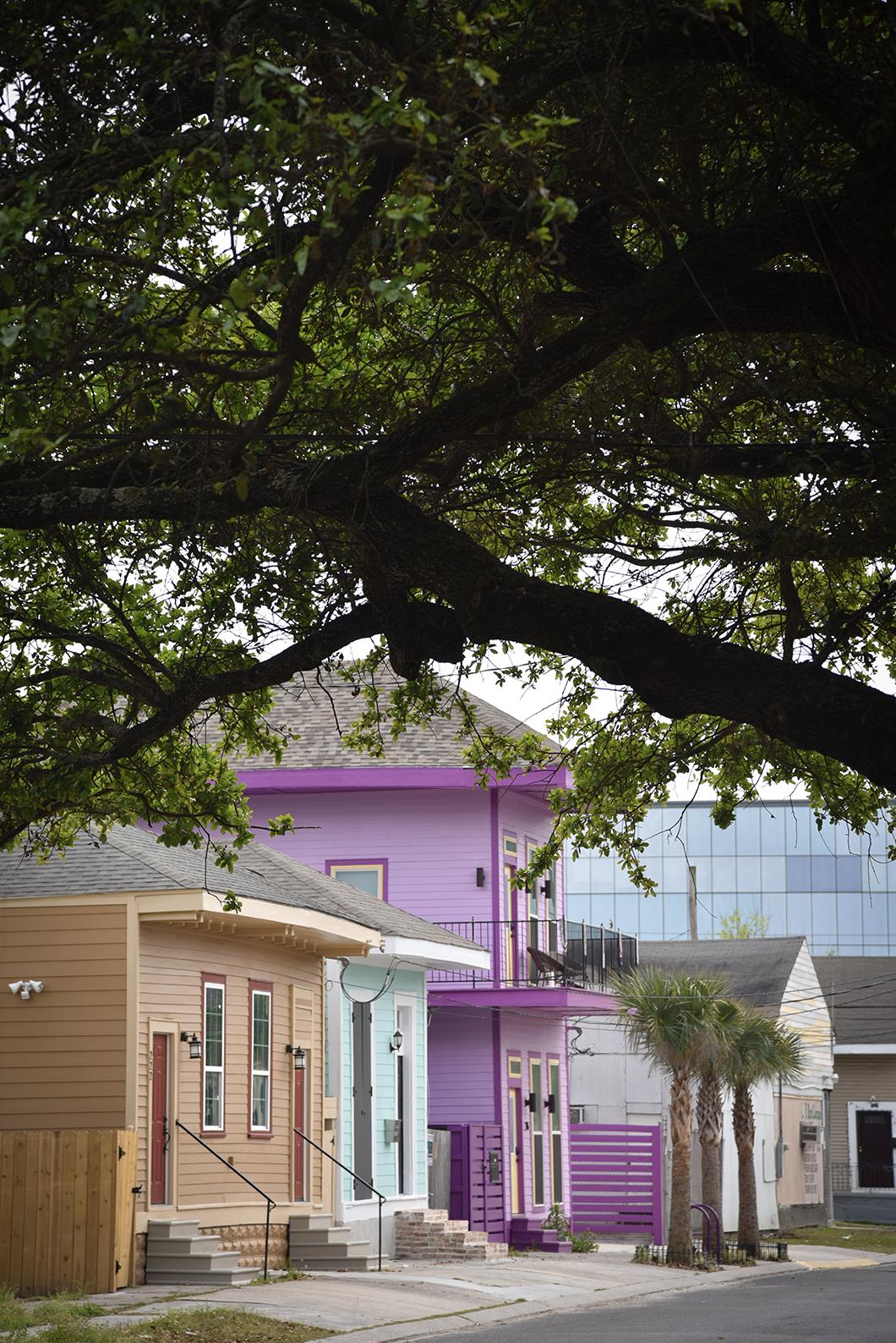 Les jolis spots de la Nouvelle Orléans