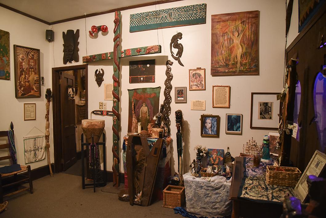 Visiter le Marie Laveau's House Of Voodoo