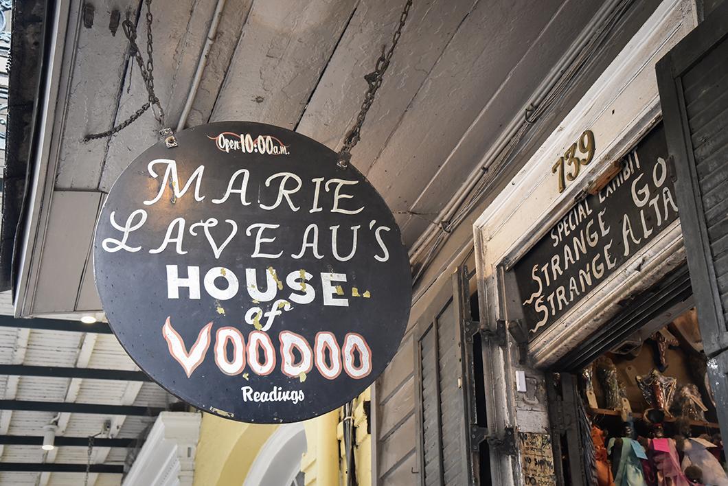 Marie Laveau's House Of Voodoo à la Nouvelle Orléans